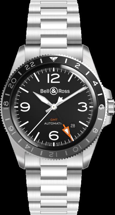 BR V2-93 GMT(1)-Bell & Ross(ベル & ロス)