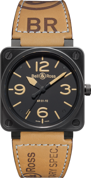 BR 01-92 ヘリテージ(1)-Bell & Ross(ベル & ロス)