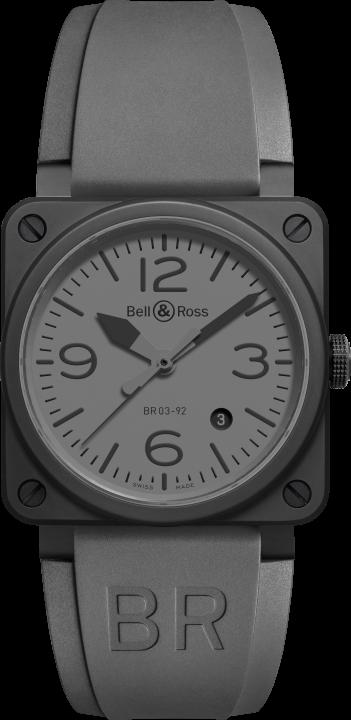 BR 03-92 コマンドー(1)-Bell & Ross(ベル & ロス)