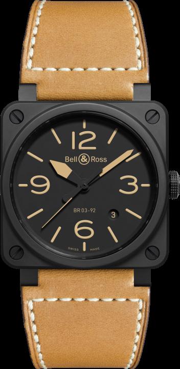 BR 03-92 ヘリテージ(1)-Bell & Ross(ベル & ロス)