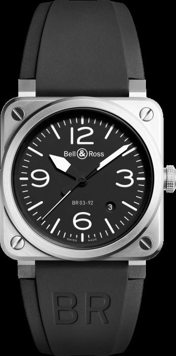 BR 03-92 スティール(1)-Bell & Ross(ベル & ロス)