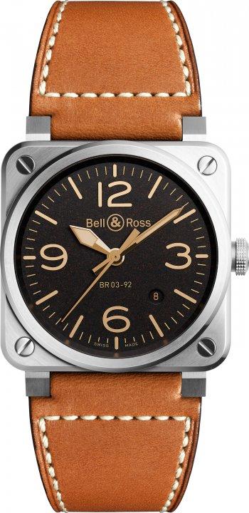 BR 03-92 ゴールデン ヘリテージ(1)-Bell & Ross(ベル & ロス)