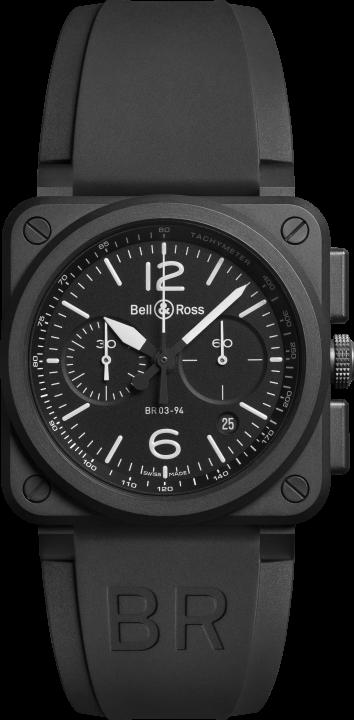 BR 03-94 ブラック マット(1)-Bell & Ross(ベル & ロス)