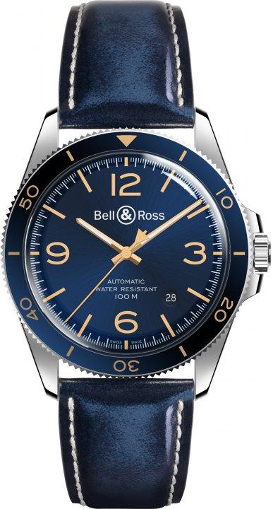 BR V2-92 アエロナバル(1)-Bell & Ross(ベル & ロス)