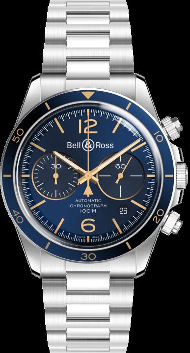 BR V2-94 アエロナバル(1)-Bell & Ross(ベル & ロス)