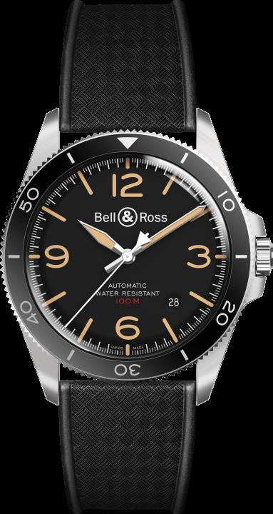 BR V2-94 スティール ヘリテージ(1)-Bell & Ross(ベル & ロス)