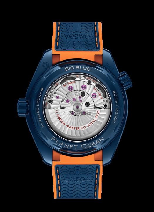 シーマスター プラネットオーシャン GMT ビッグブルー マスター クロノメーター(2)-OMEGA(オメガ)